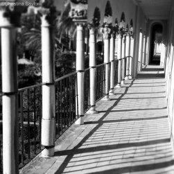 Spain: Alhambra, Galería de Grutesco