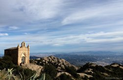 Spain: Ermita de Sant Joan, Montserrat