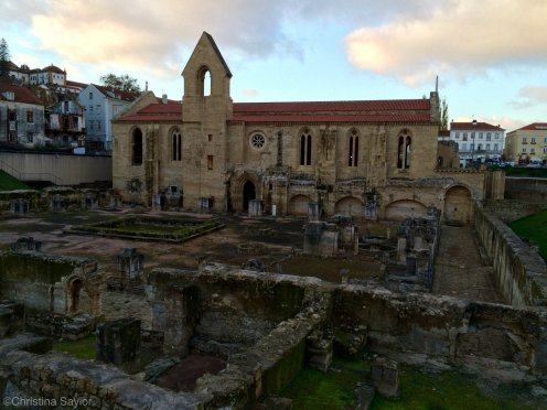 Portugal: Coimbra, Mosteiro de Santa Clara-a-Velha