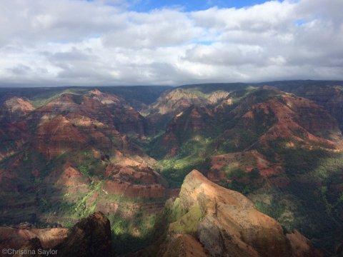 Hawaii: Kauai, Waimea Canyon
