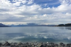 New Zealand: Lake Pukaki on the South Island