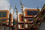 Bangkok: Wat Pho (Temple of the Reclining Buddha)