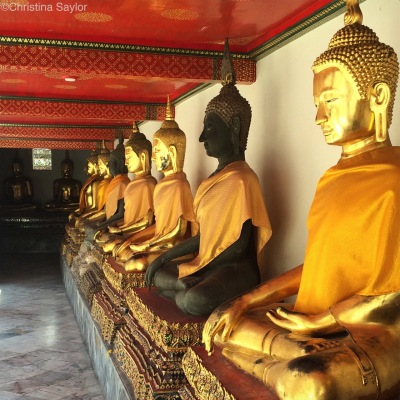 2Wat Pho, Temple of the Reclining Buddha