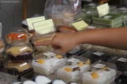 Sweets on the streets of Bangkok