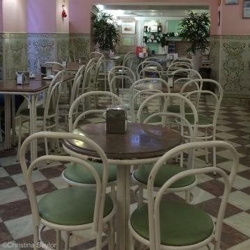 Cafe a Piriquita in Sintra