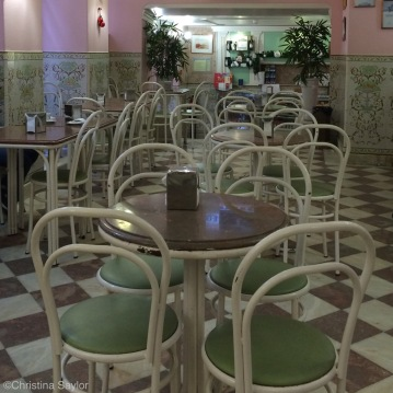 Cafe a Piriquita in Sintra