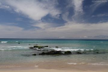 Hapuna Beach State Recreation Area on the Big Island