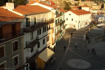 San Sebastian waterfront