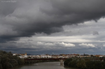The Guadalquivir River in Córdoba