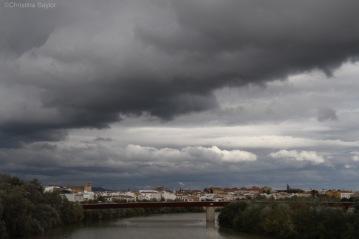 The Guadalquivir River in Córdoba