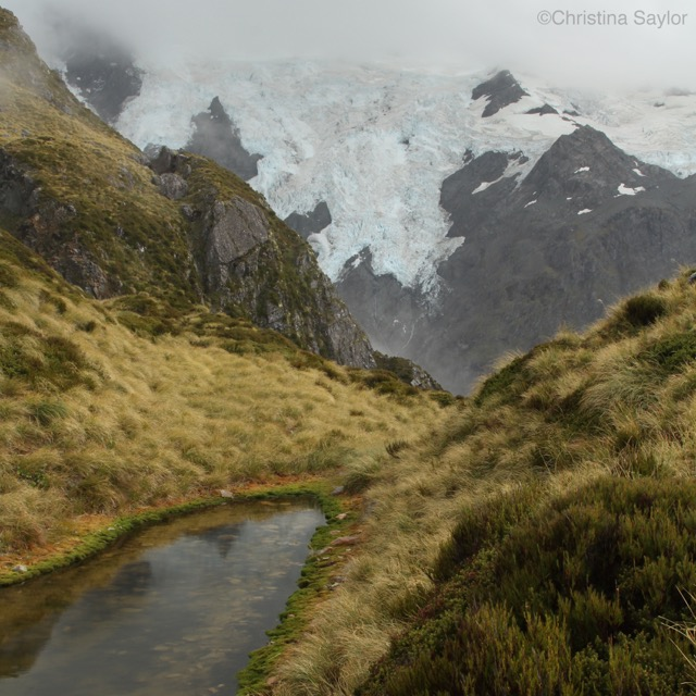Mueller Glacier hike