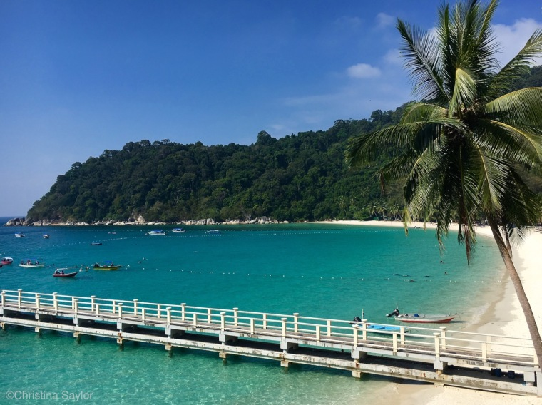 PIR Beach Pulau Perhentian Besar