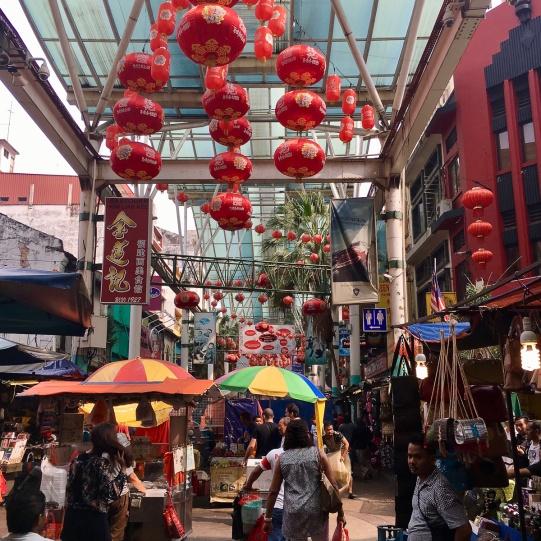 Petaling street market, Kuala Lumpur