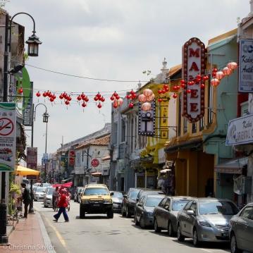 Georgetown, Penang Malaysia