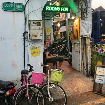 A little love and rooms for rent... Georgetown, Penang