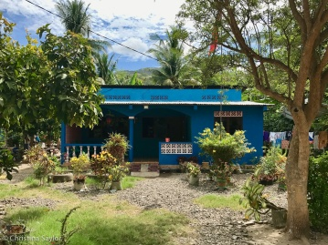 A home and homestay location in Beloi Village