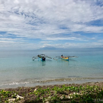 Boats near Beloi Village