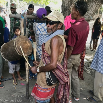 Musicians fueling festivities on Timor-Leste's Independence Restoration Day